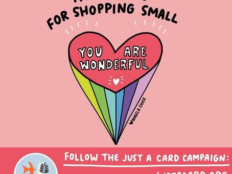 Shop Indie, Shop Small , Shop Personal