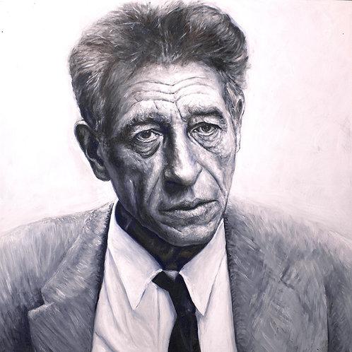 Alberto Giacometti - ritratto