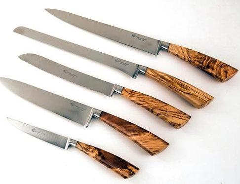 Ceppo coltelli cucina