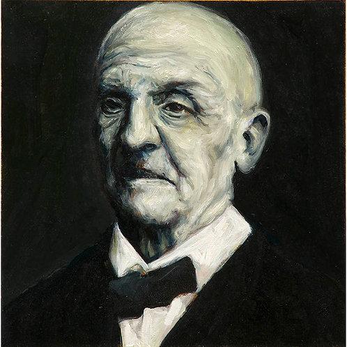 Anton Bruckner - ritratto