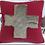 Thumbnail: Cuscini croce set da 2
