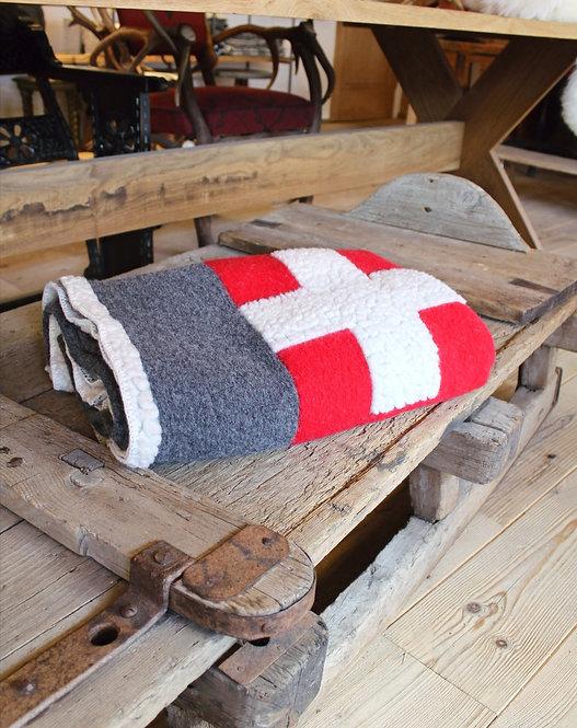 Coperta lana Svizzera