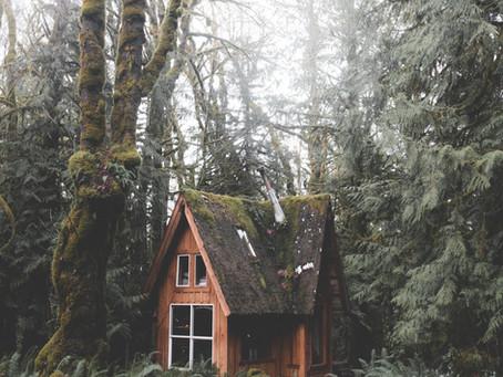 Il legno antico è l'anima della casa in montagna!