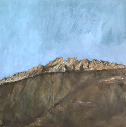 Cresta di montagna