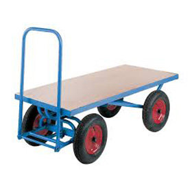 Four Wheel Trolley