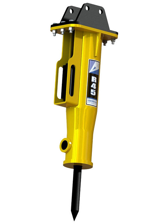 Hydraulic Mounted Breaker - from 1.5 ton to 8 ton