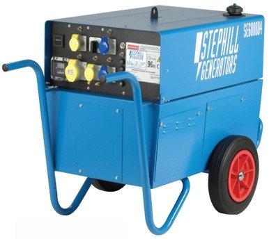 Diesel 5.0kva Key Start 110/240v Generator