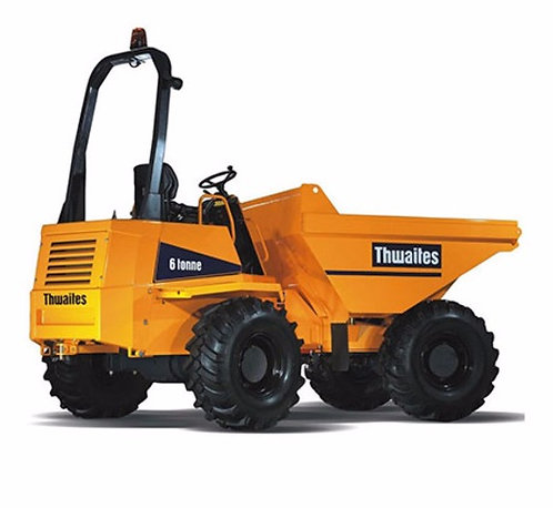 6 Tonne Straight Dumper