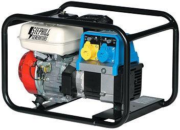 Petrol 2.7kva 110/240v Generator