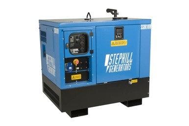 Diesel 20kva Silent 110/240v Generator
