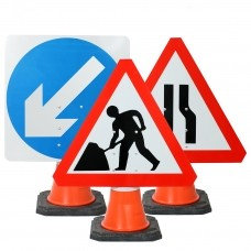 Road Signs with Stand
