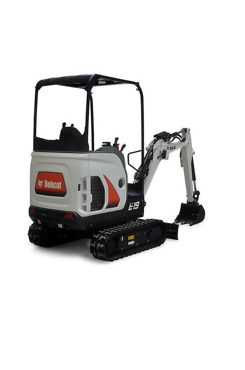 1.9 Tonne Mini Excavator