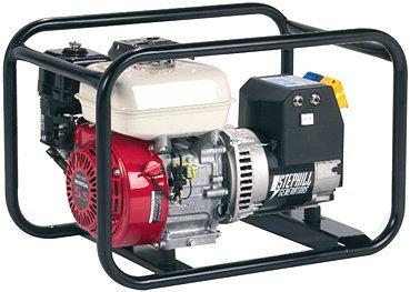 Petrol 3.4kva 110/240v Generator