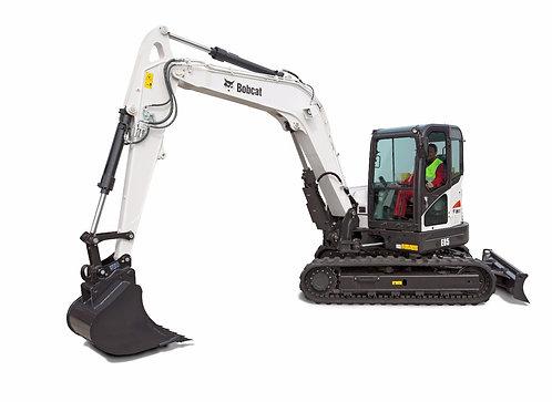 8.0 Tonne Excavator