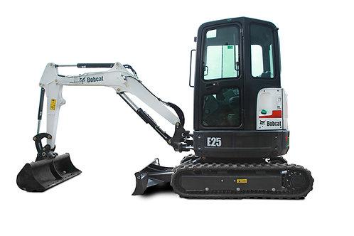 3.0 Tonne Excavator