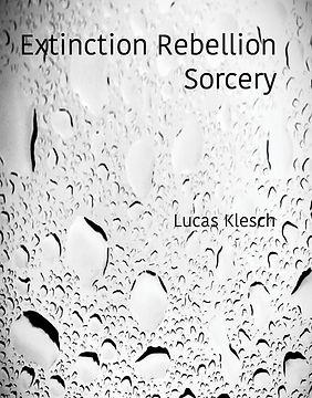Extinction Rebellion Sorcery_cover_B&W_f