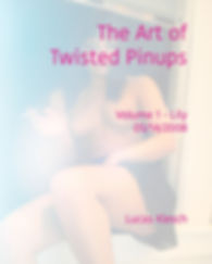 The Art of Twisted Pinups - Volume 1 Lil