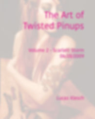 The Art of Twisted Pinups - Volume 2 Sca