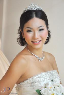 JP Wedding Bridal Makeup婚禮化妝服務