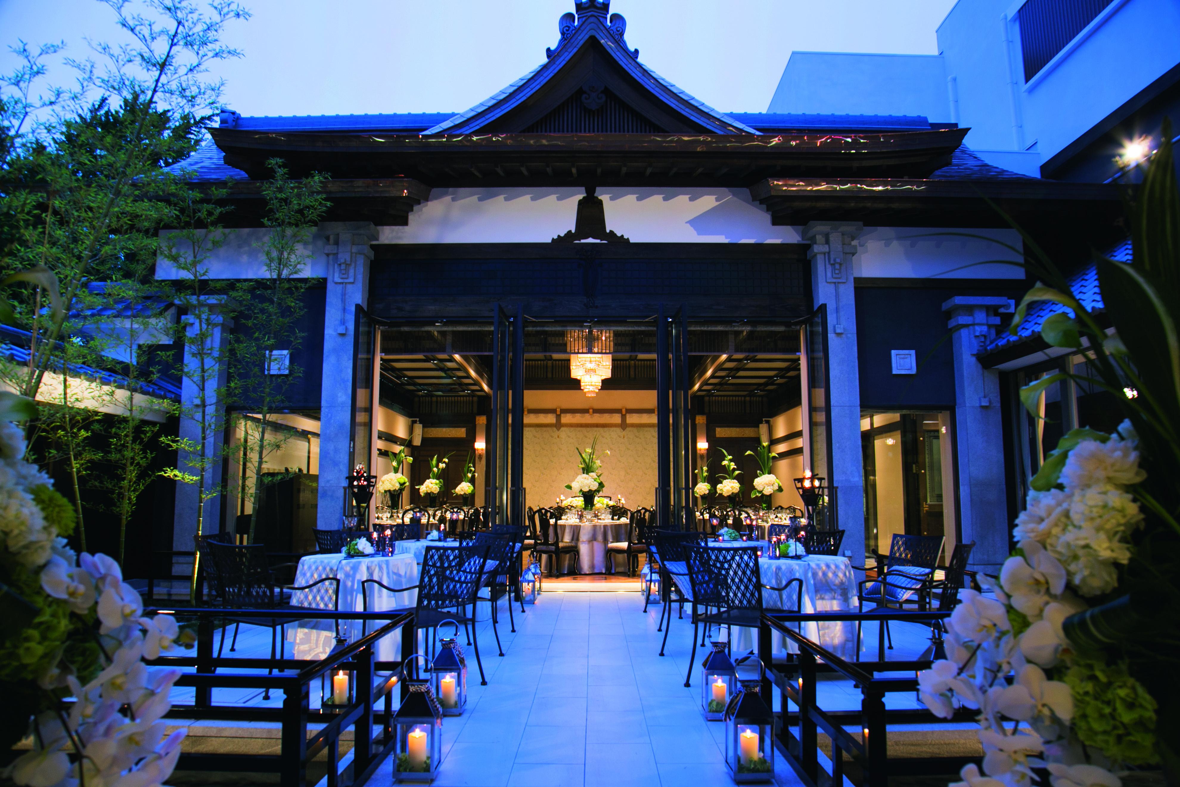 香港日式庭園JP Wedding HK