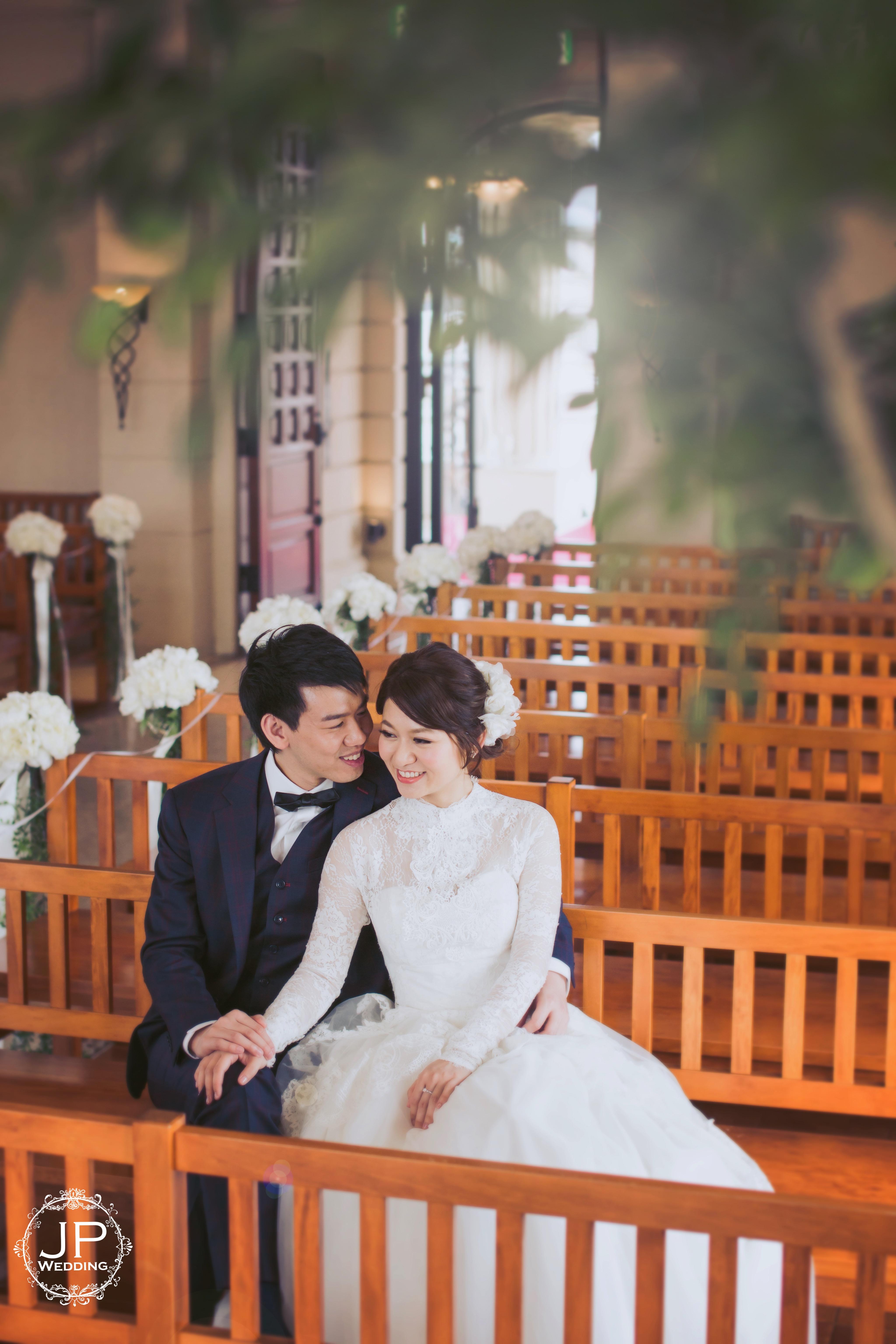 Japan Chapel Prewedding Photoshoot- JP Wedding-8