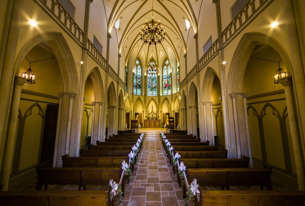 JP WEDDING東京教堂婚禮2017
