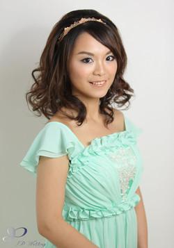 JP Wedding Bridal Makeup日系新娘造型