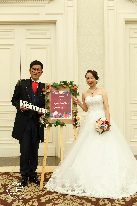 JP Wedding HK, Nagoya Glastonia 2018-22