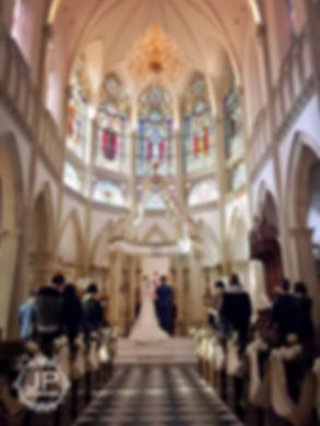 日本教堂婚禮儀式Japan Wedding Package