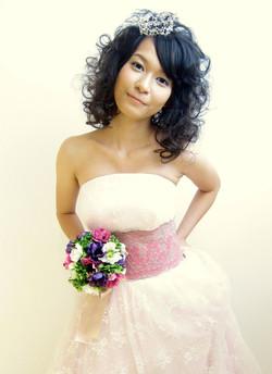stella luk makeup日式化妝
