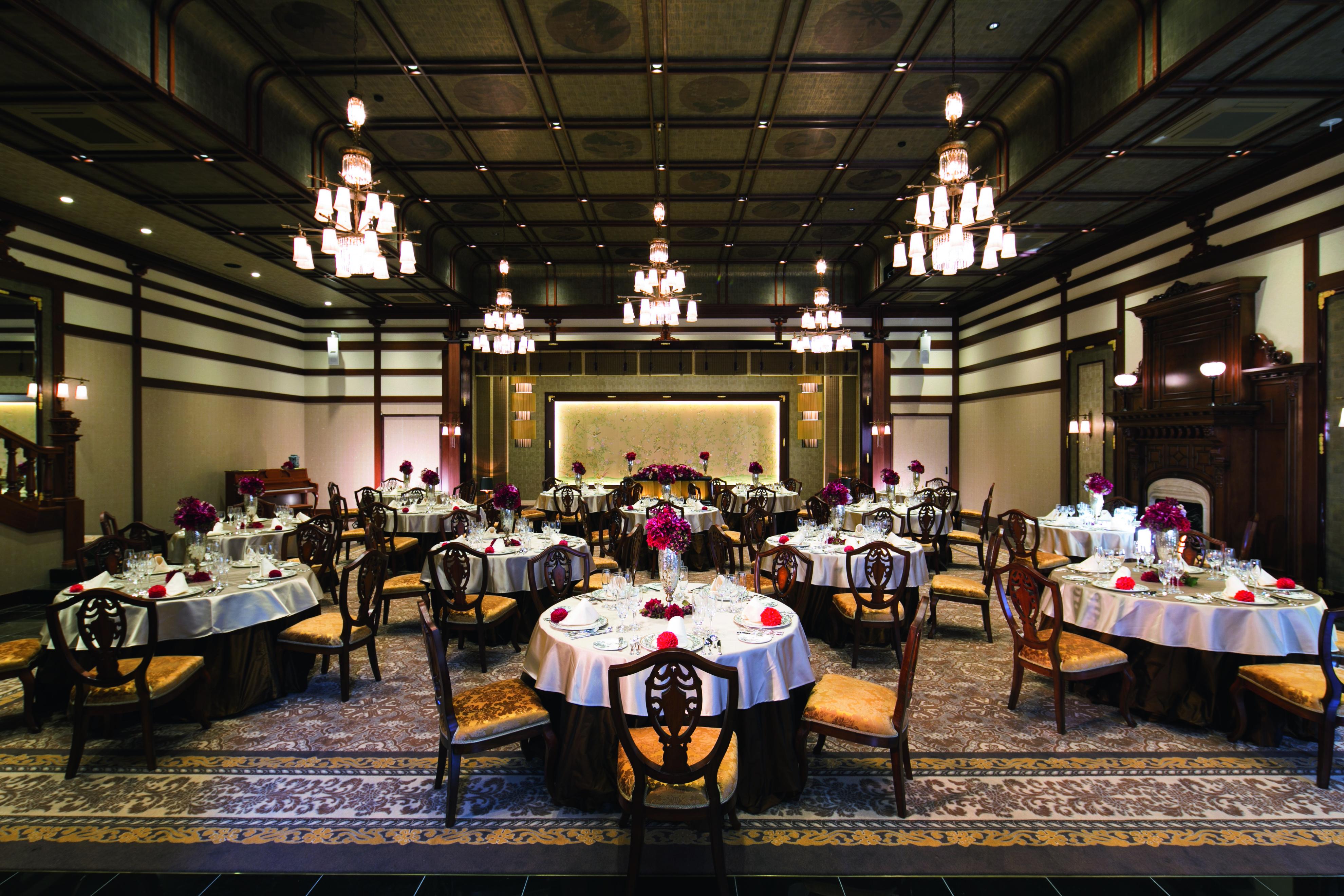 海外婚禮日本,日式婚宴廳-鳳明
