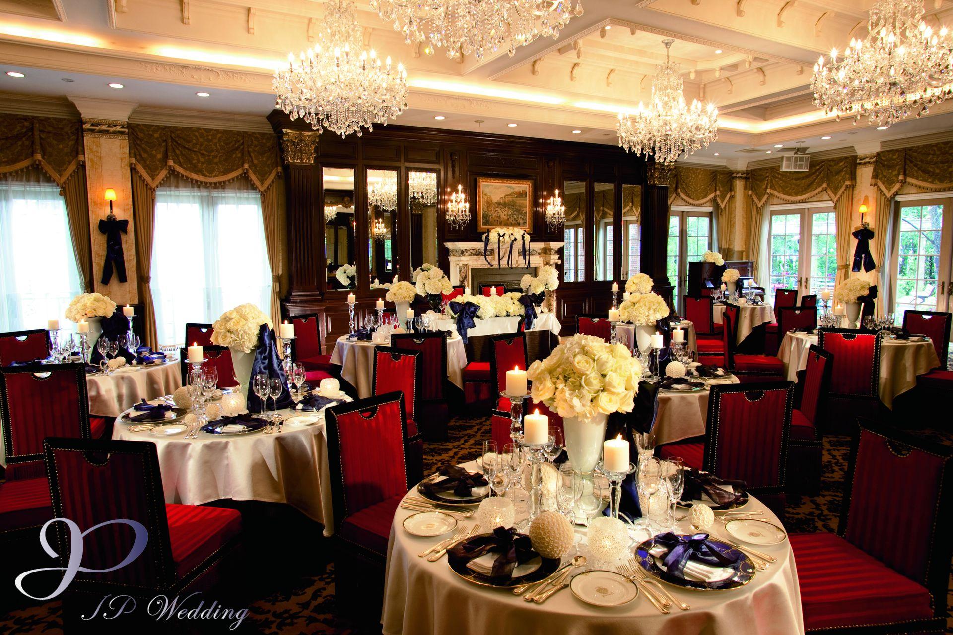 jp wedding日本婚宴廳.濃厚英倫氣氛