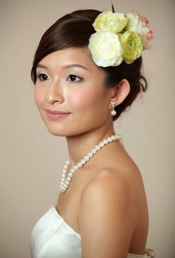 JP Wedding, classic bride style