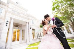百花籠花園婚禮