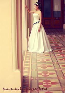 Stella Luk Bridal Makeup