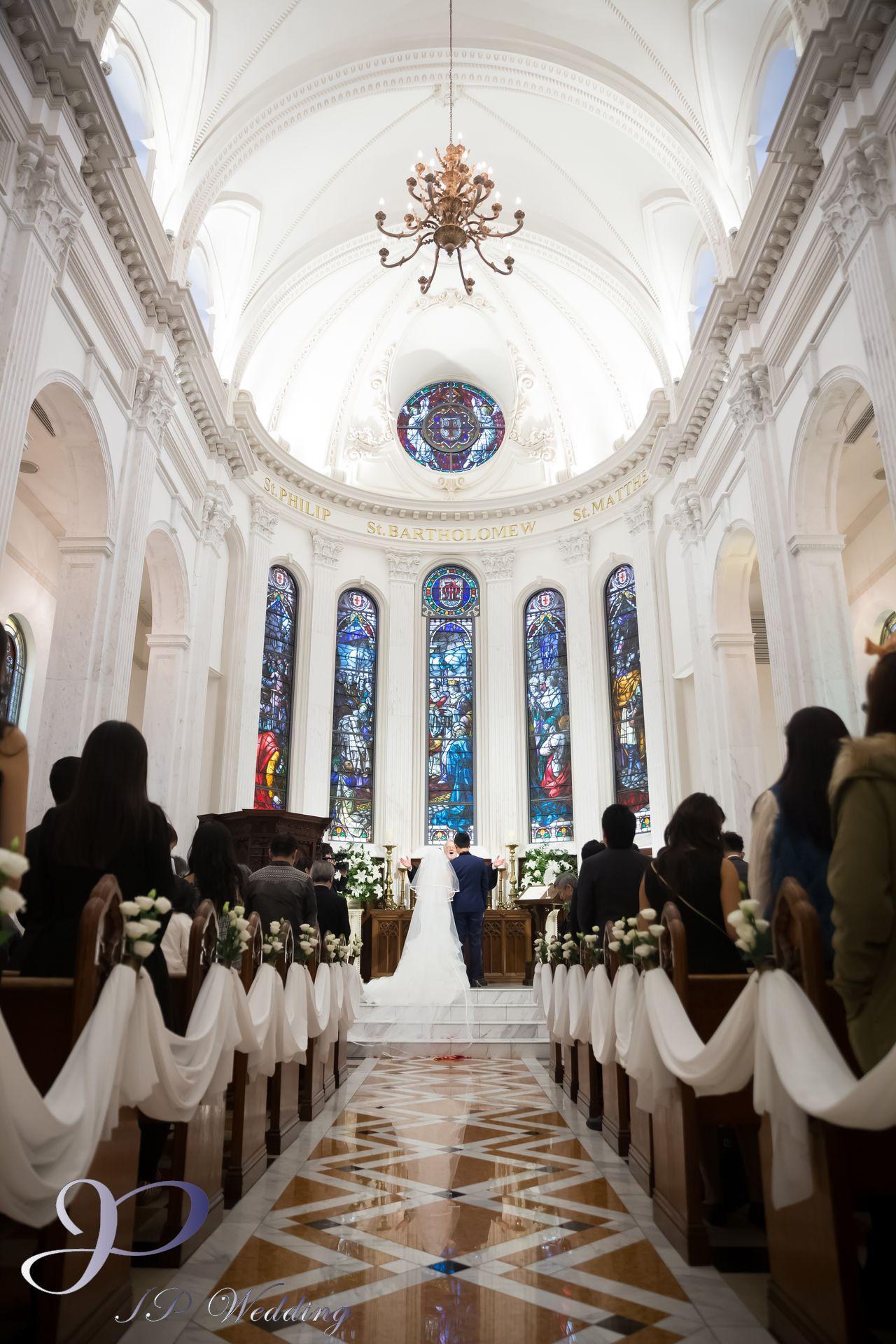 日本教堂婚禮JP Wedding