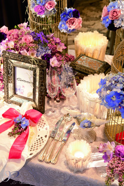 JP Wedding日本婚宴廳,優雅佈置,浪漫系列