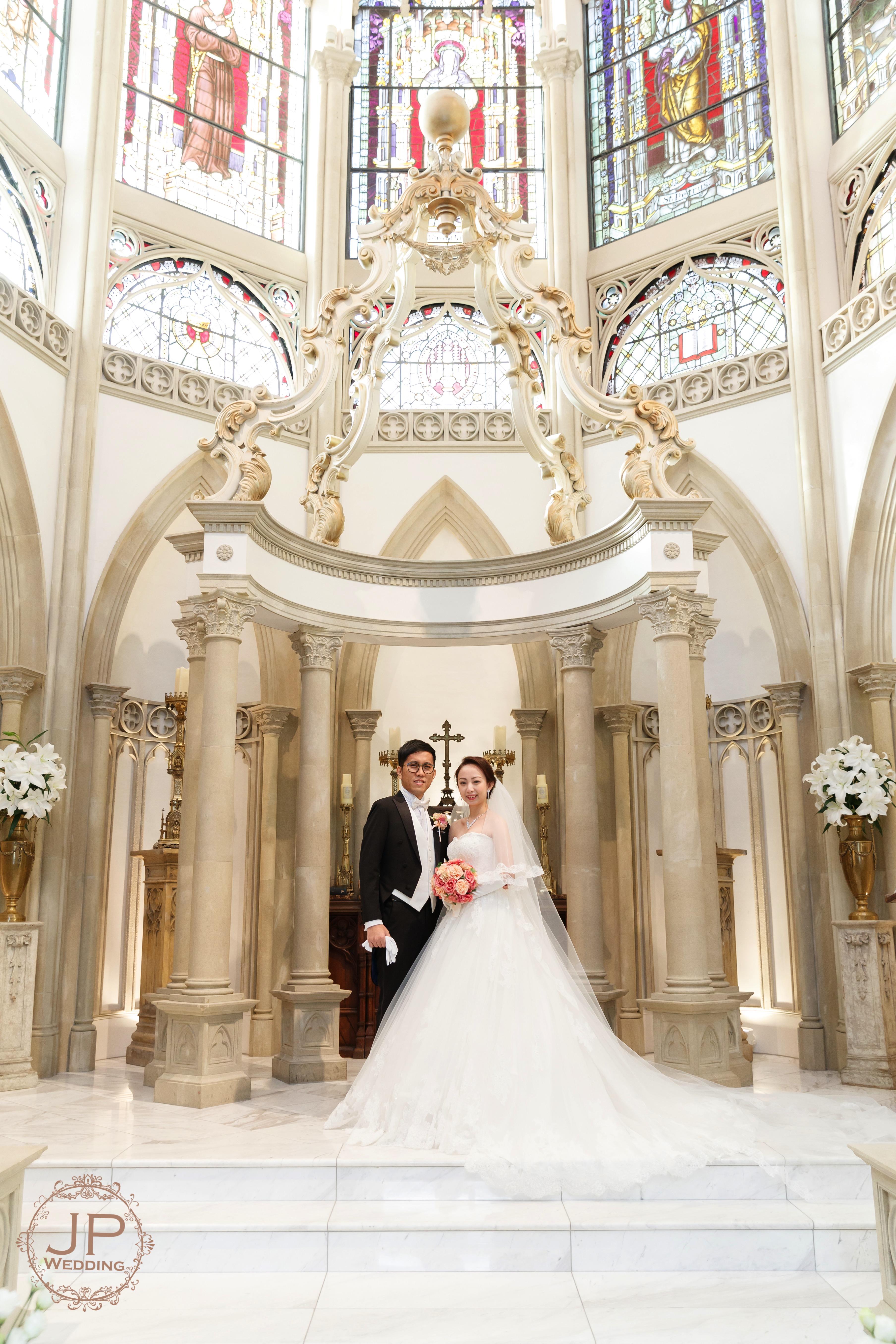 JP Wedding HK, Nagoya Glastonia 2018-24