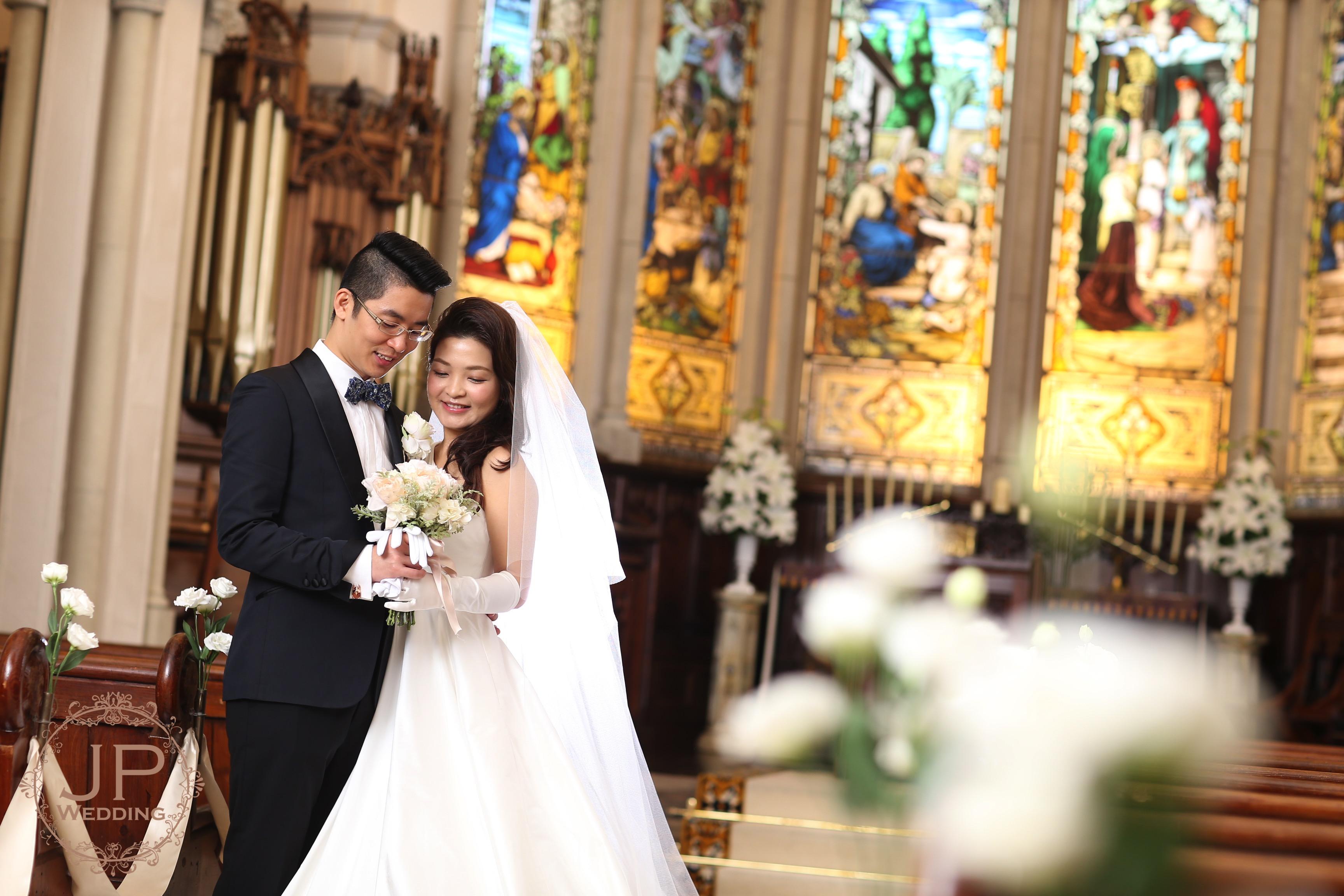Tokyo Camelot Hills - JP Wedding-4