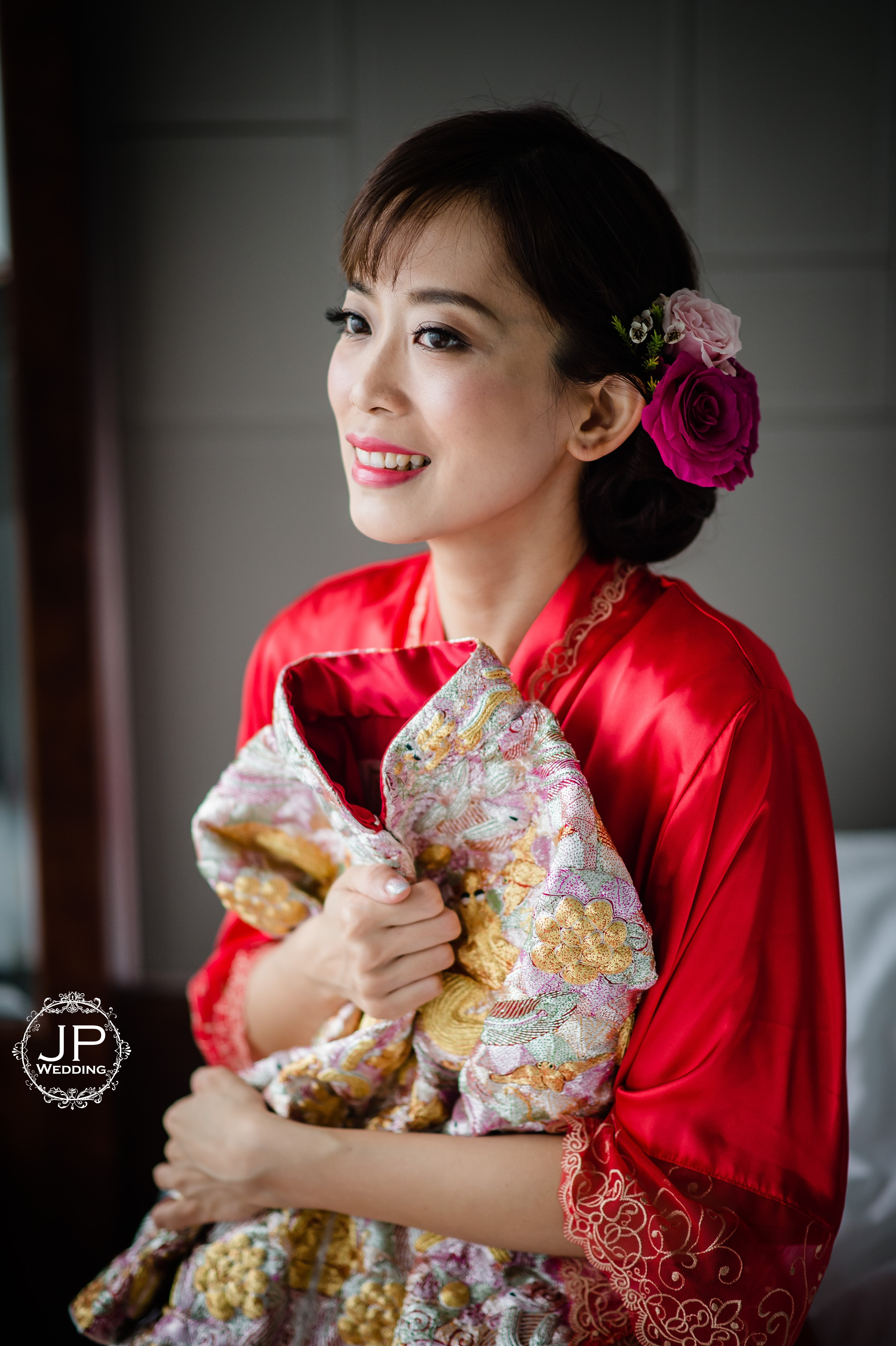 JP Wedding Chinese Style Makeup