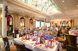 日本婚宴廳,優雅佈置,浪漫系列