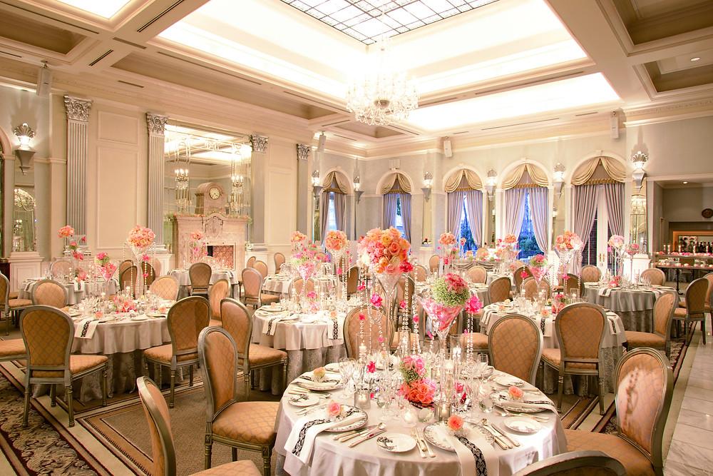 香港日本婚宴服務
