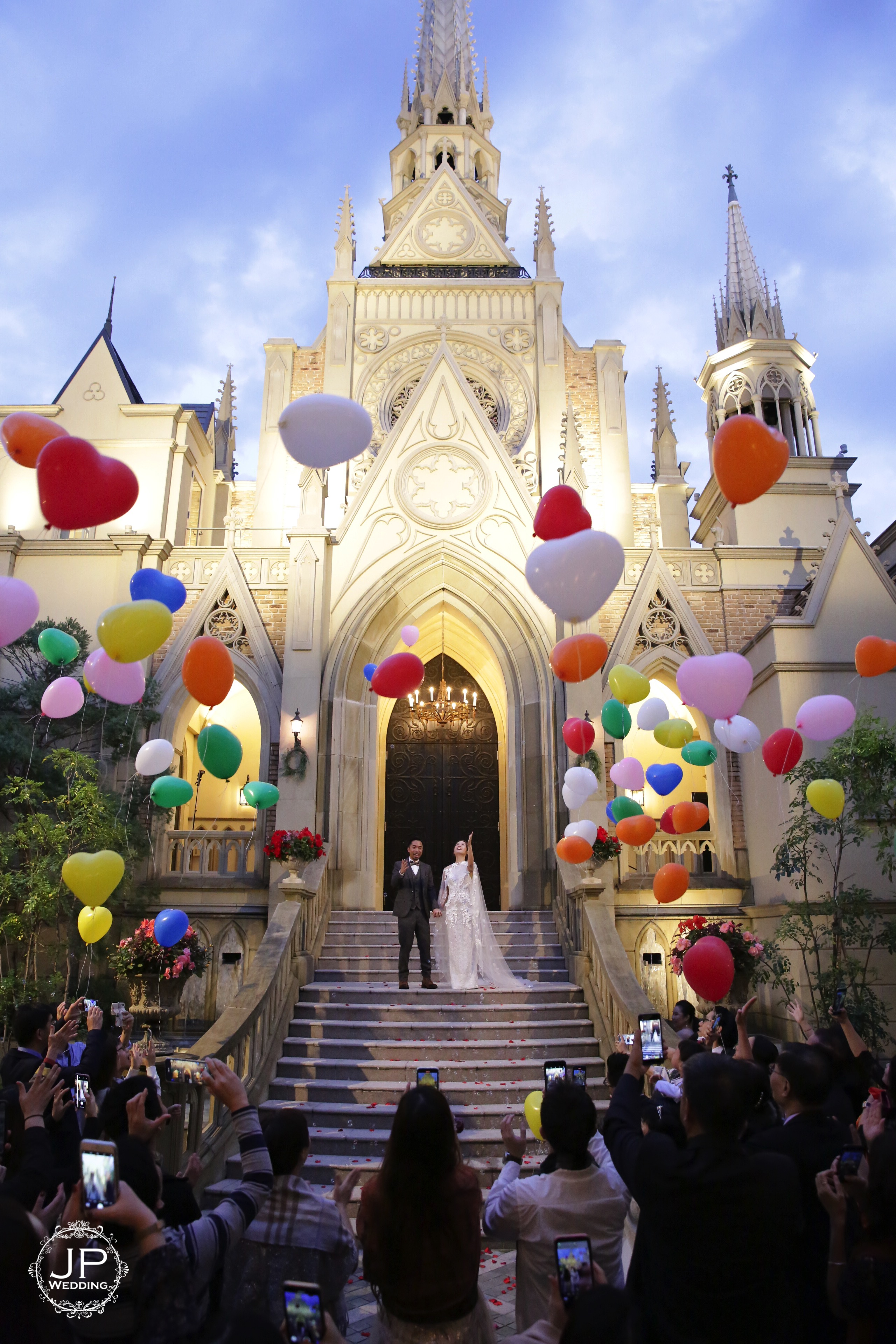 HK. JP Wedding. Heart Court Yokohama-15.