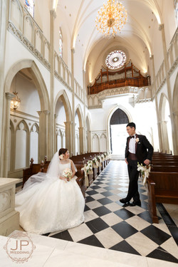 JP Wedding Glastonia