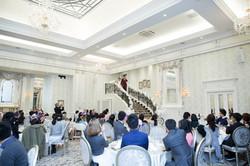 海外婚禮百花籠婚宴