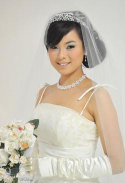 JP Wedding Bridal Makeup日式新娘造型