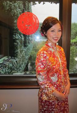 JP Wedding 香港新娘化妝髮型