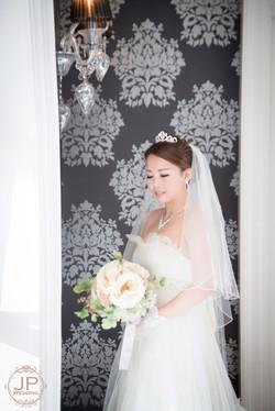JP Wedding-Glastonia HK bride