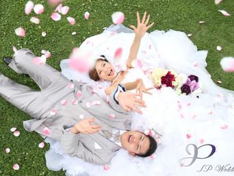 JP Wedding 12月12-14日參展灣仔婚紗展