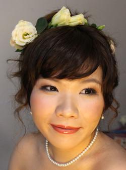 日本化妝髮型服務